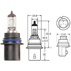 12v 65/45w HB1 P29t Special Japanese Halogen Headlamp Bulb
