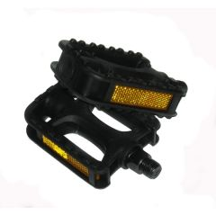 "Bike Pedal Set 1/2"" Thread Suitable for Junior MTB/ ATB / BMX / Hybrid"