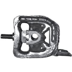 Ford Escort  Rear engine mounting