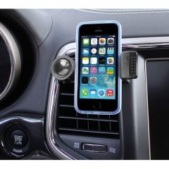 Adjustable Vent Phone Holder for wide 60mm -to- 90mm phones pda's