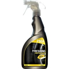 Gloss Tyre Shine  By Back-2-Black Large Aerosol Spray