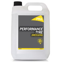 Performance Trade Tyre &  Engine Bay Rubber Dressing 5-Litre