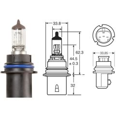 12v 65/55w HB5 Px29t Special Japanese Halogen Headlamp Bulb