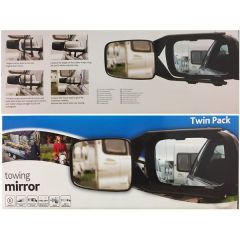 Tall Caravan Towing Mirror 4X4 Motor-homes & Vans