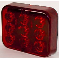 Rear Fog Lamp LED Type for 12-Volt Systems