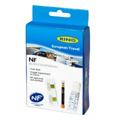 Nf Breathalyser Twin Pack Kit Nf Approved RCTBR3