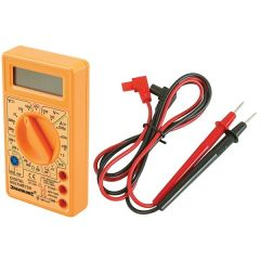 Digital Multi Tester LED Read Out  AC & DC