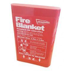 Fire Blanket Large EN1869:2001. 1-Meter x 1-Meter