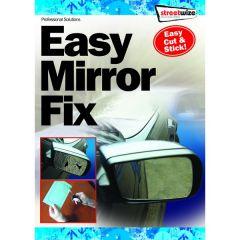 """Acrylic Easy Cut STANDARD Size Mirror 20cm-8"""" X 12cm-5"""" Approx"""