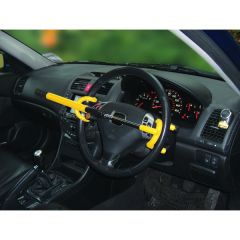 Jumbo Double Hook Anti-Theft Steering Wheel Lock