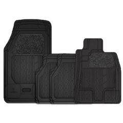 BMW Tailored  Premium Mat Sets Carpet & Rubber 4-pcs