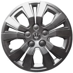 "Andretti 14"" Wheel Trims Set Metallic Grey"