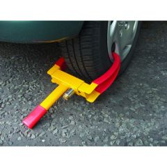 Road Wheel Clamp/ Immobiliser Claw Style