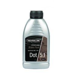 Technolube DOT-4 Brake Fluid Synthetic Based 500ml @ Autocraze