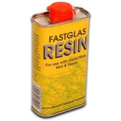 FastGlas Resin Tin 250ml By Upol