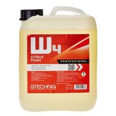 W4 Citrus Foam 5-Litre Non-caustic