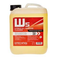 W5 Citrus All Purpose Cleaner 5-Litre